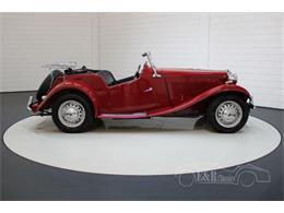 1953 MG TD (CC-1411889) for sale in Waalwijk, Noord Brabant
