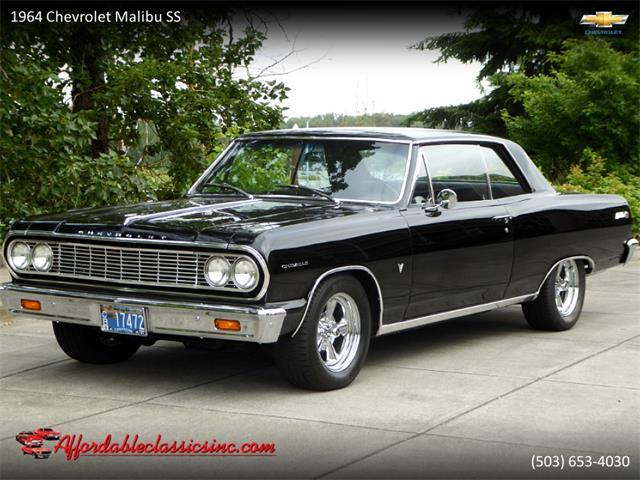 1964 Chevrolet Malibu SS (CC-1411890) for sale in Gladstone, Oregon