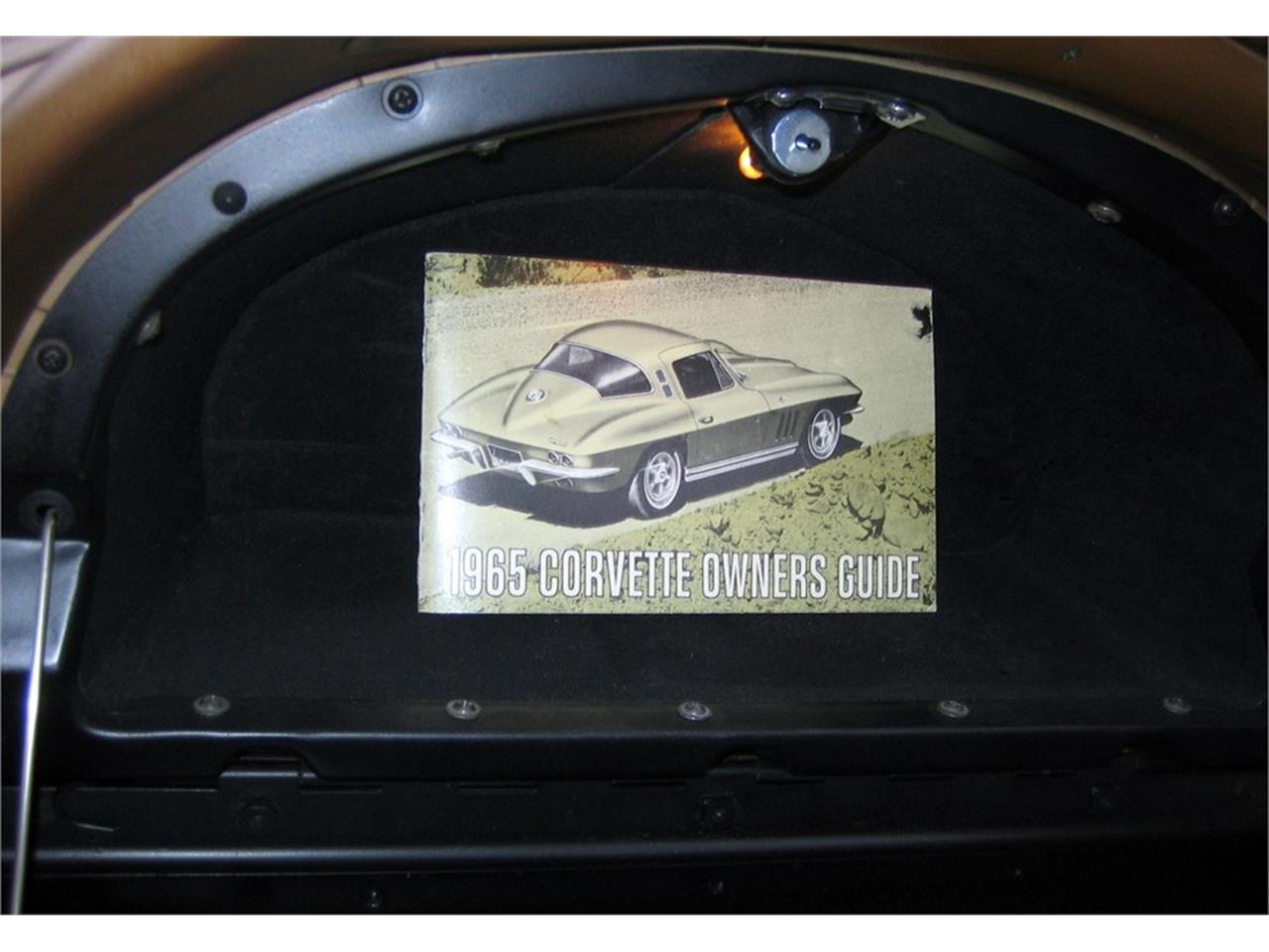 1965 Chevrolet Corvette (CC-1411892) for sale in Sudbury, Ontario