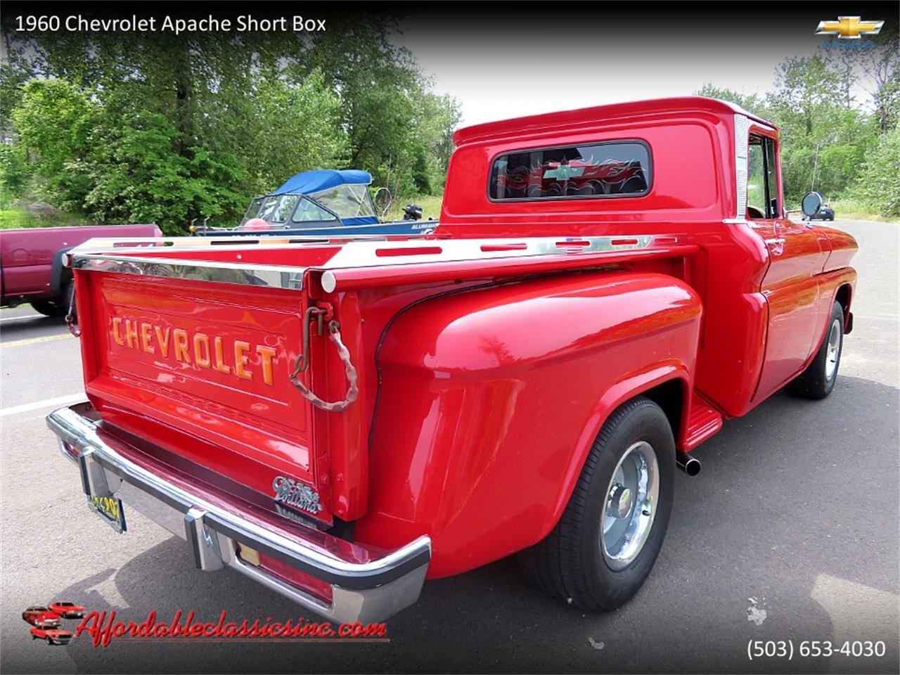 1960 Chevrolet Apache (CC-1411898) for sale in Gladstone, Oregon