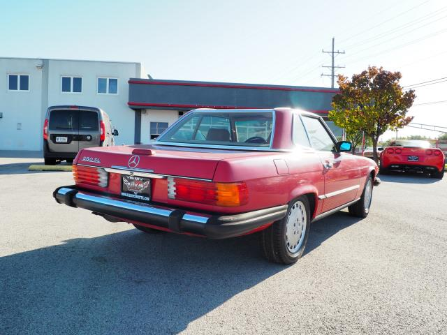 1989 Mercedes-Benz 560 (CC-1411906) for sale in Downers Grove, Illinois