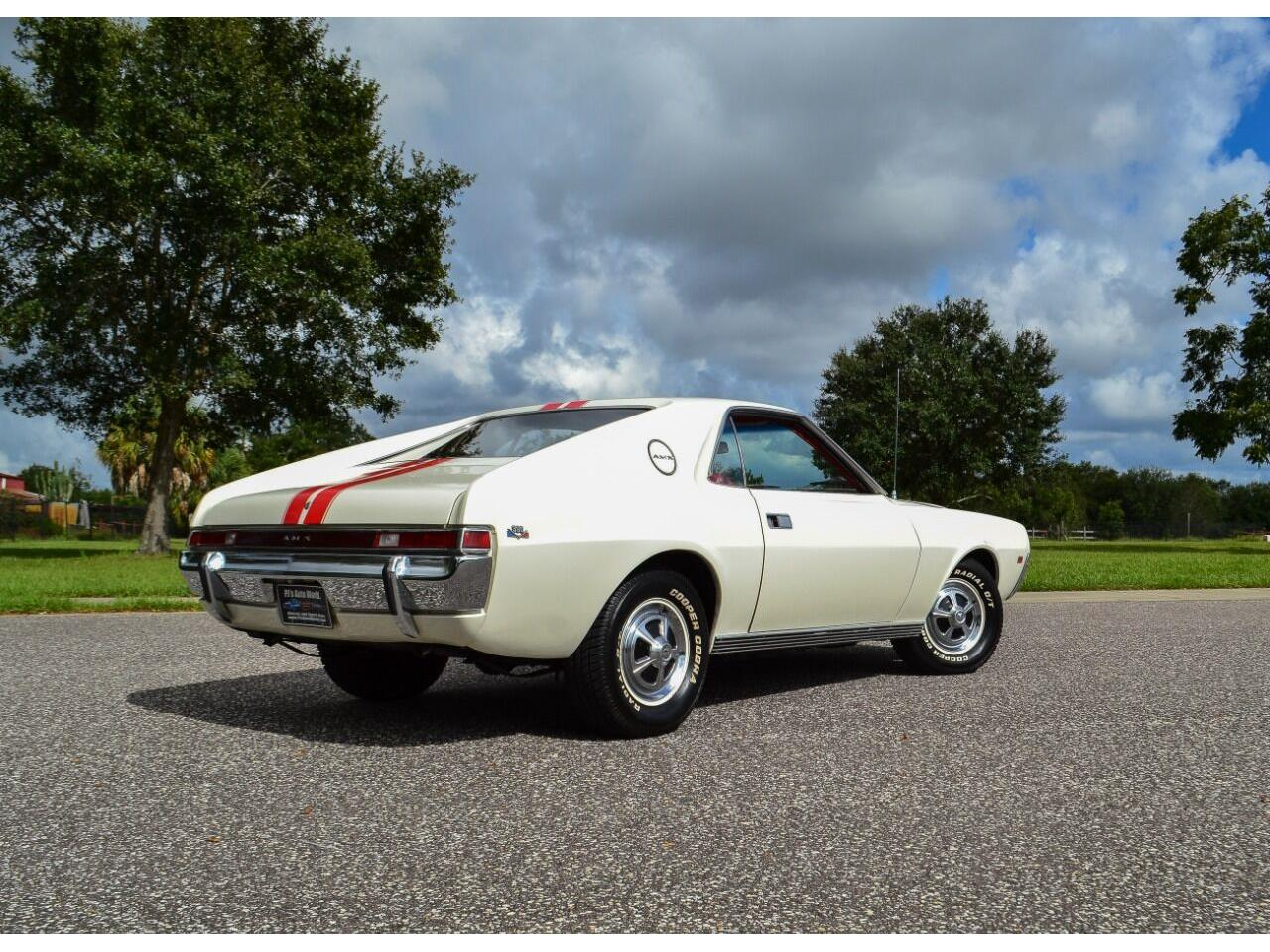 1968 AMC AMX (CC-1410191) for sale in Clearwater, Florida