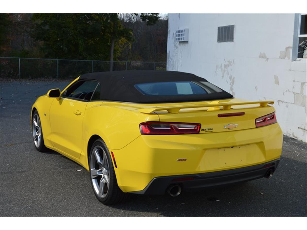 2017 Chevrolet Camaro (CC-1411912) for sale in Springfield, Massachusetts