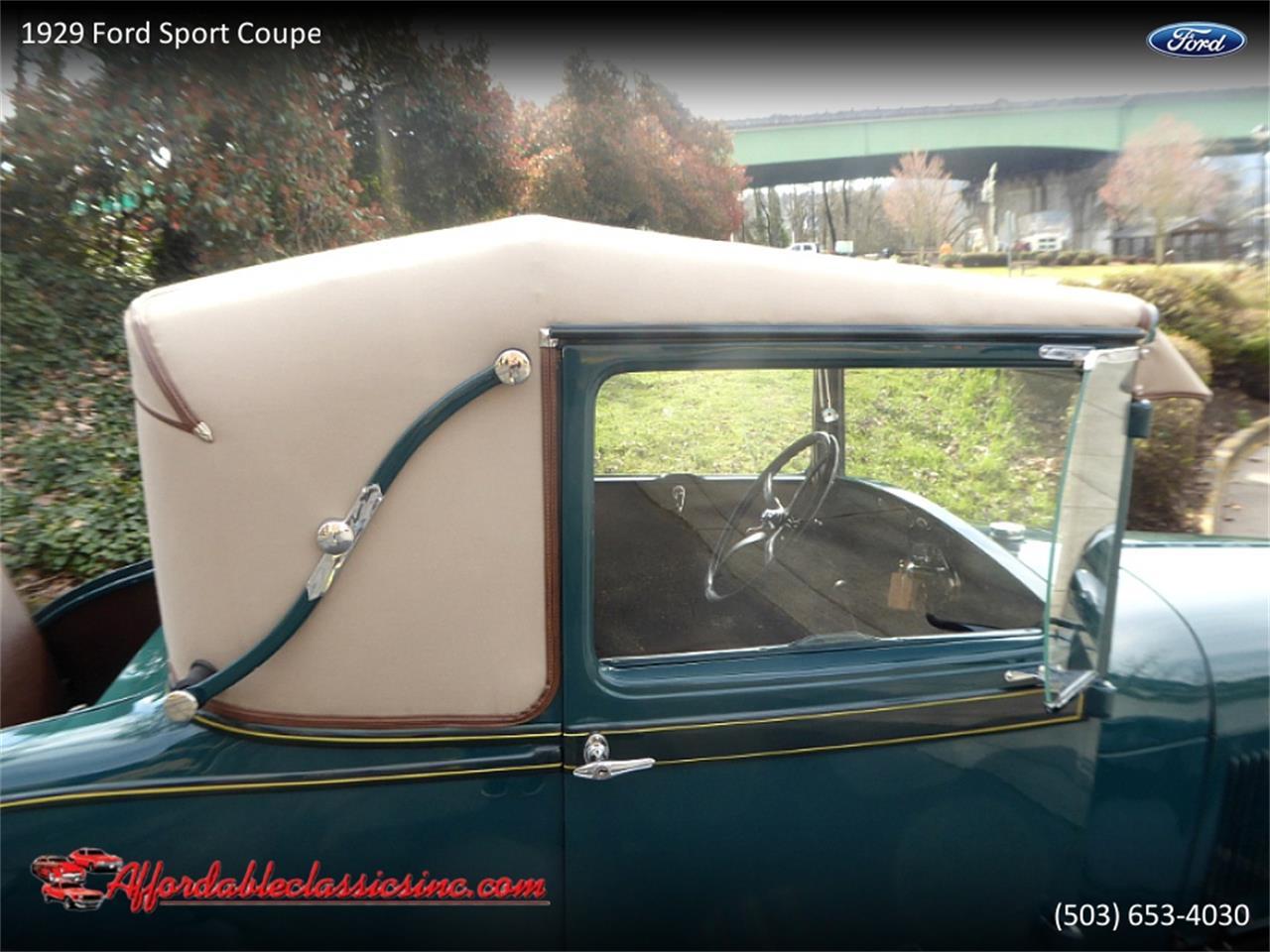 1929 Ford Coupe (CC-1411913) for sale in Gladstone, Oregon