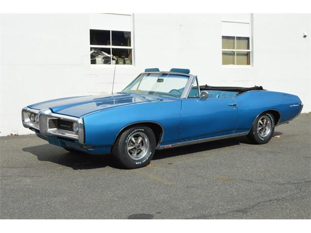 1968 Pontiac LeMans (CC-1411915) for sale in Springfield, Massachusetts