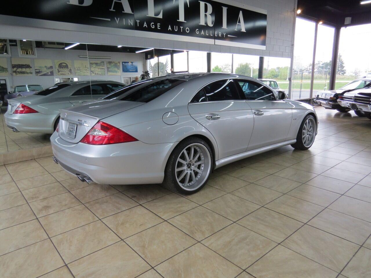 2007 Mercedes-Benz CLS-Class (CC-1411919) for sale in St. Charles, Illinois