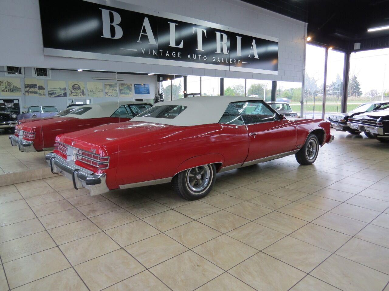 1975 Pontiac Grand Ville (CC-1411920) for sale in St. Charles, Illinois