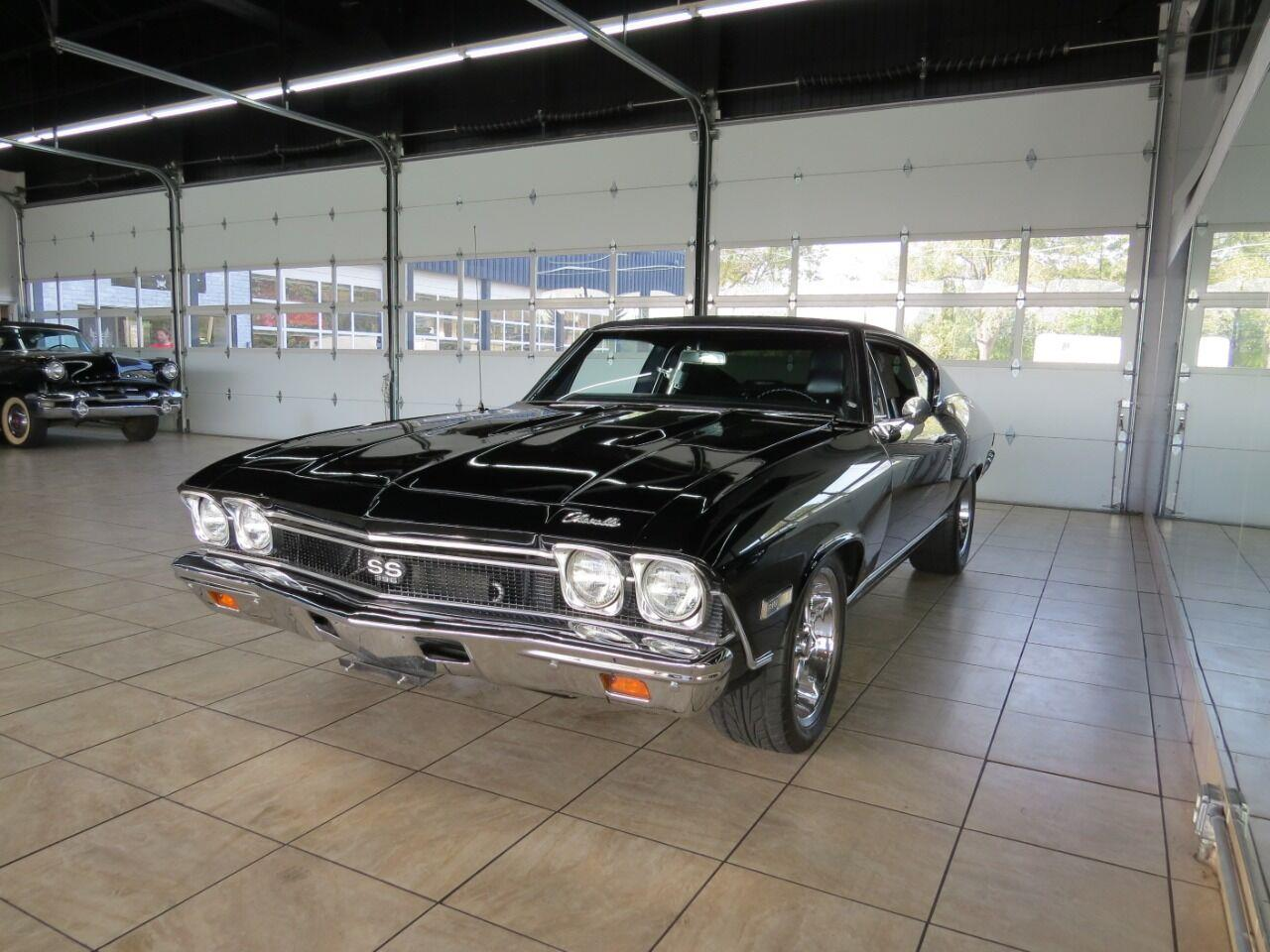 1968 Chevrolet Chevelle (CC-1411924) for sale in St. Charles, Illinois