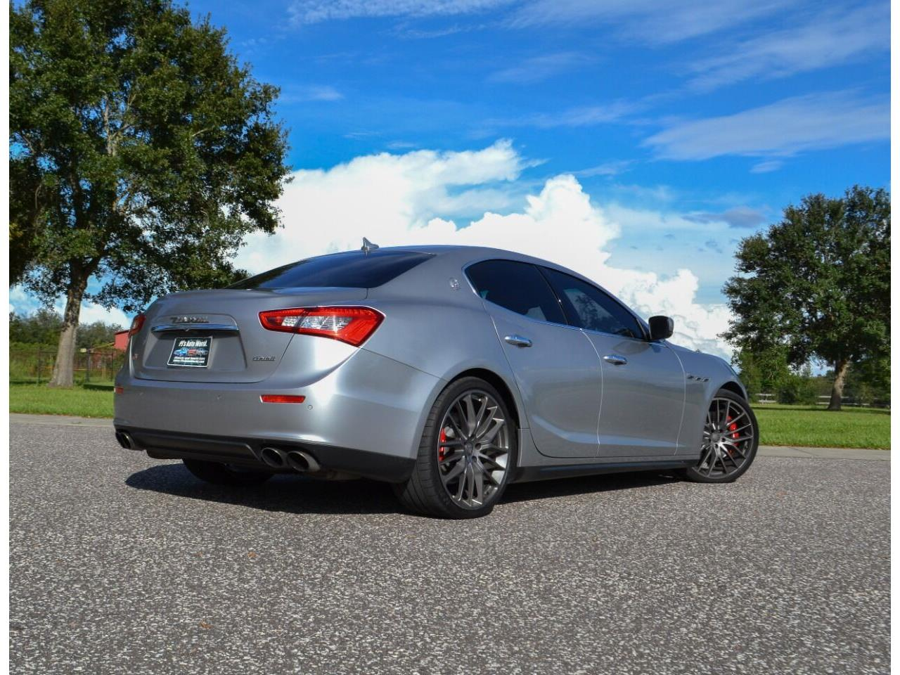2015 Maserati Ghibli (CC-1410193) for sale in Clearwater, Florida