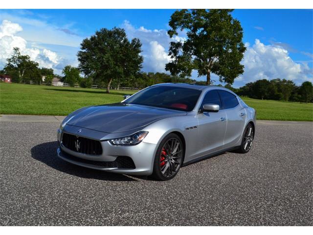 2015 Maserati Ghibli (CC-1410193) for sale in Clearwater, Florida