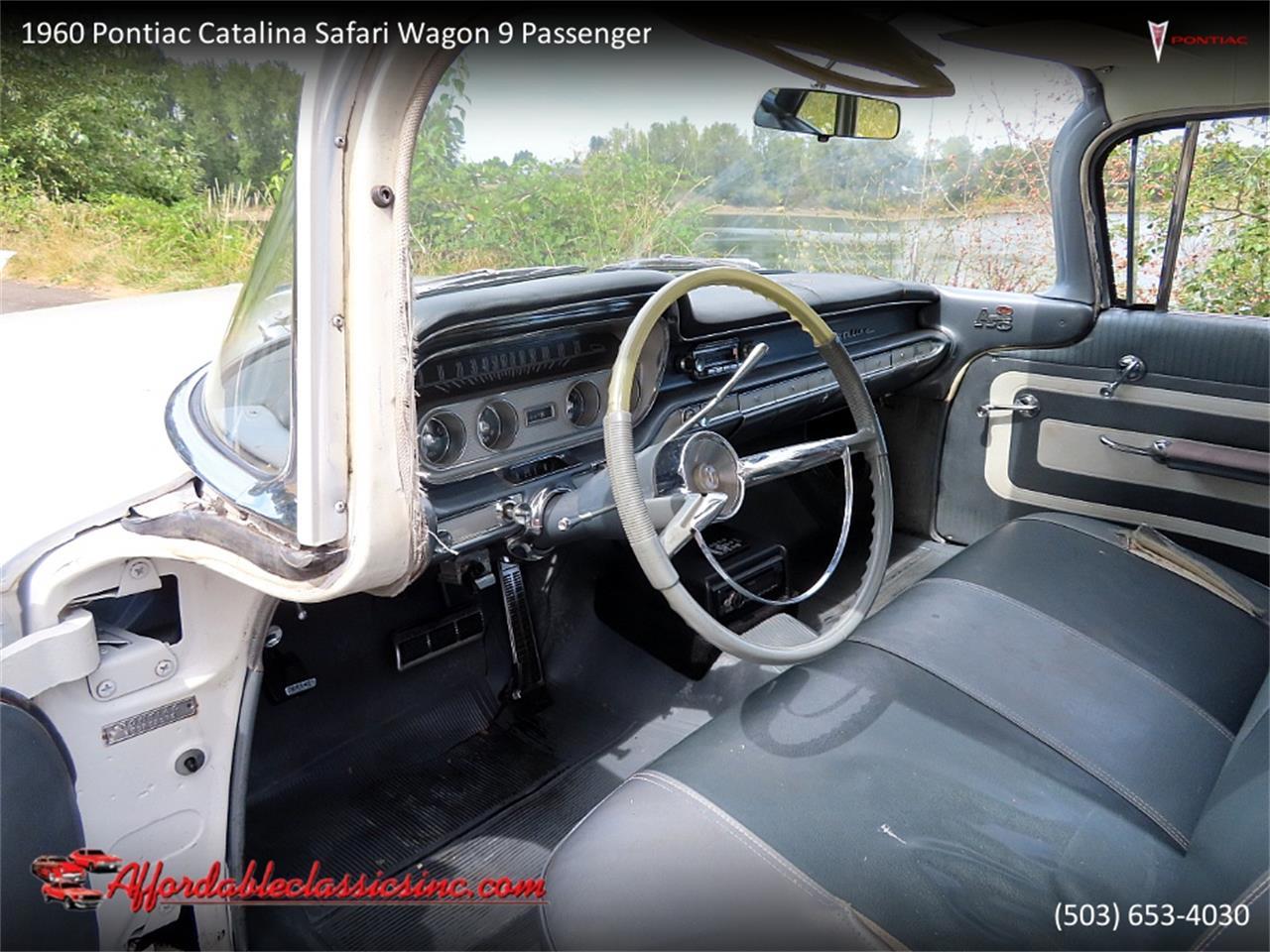 1960 Pontiac Safari (CC-1411933) for sale in Gladstone, Oregon