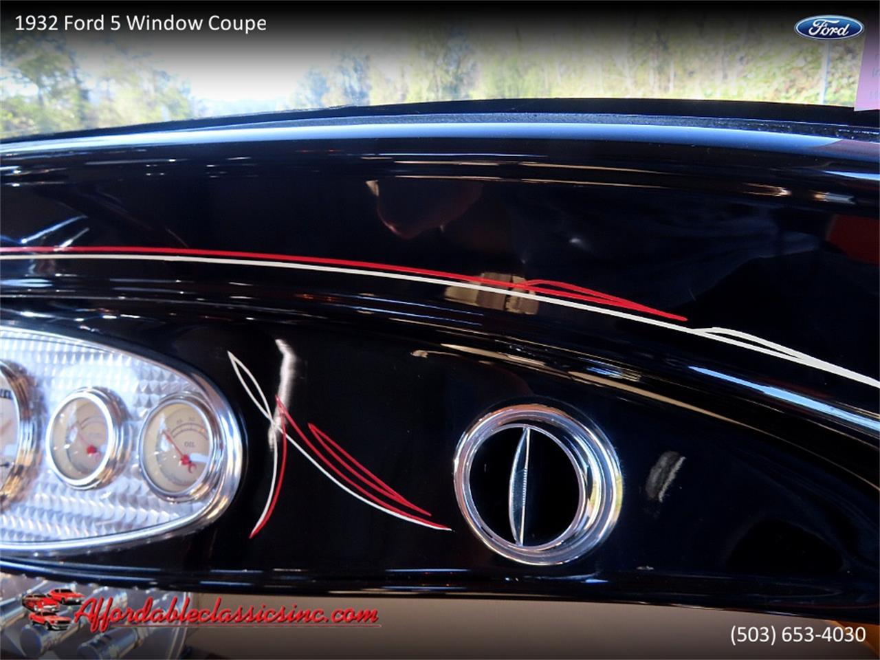 1932 Ford 5-Window Coupe (CC-1411937) for sale in Gladstone, Oregon