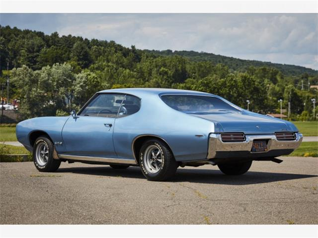 1969 Pontiac GTO (CC-1411938) for sale in Tampa, Florida