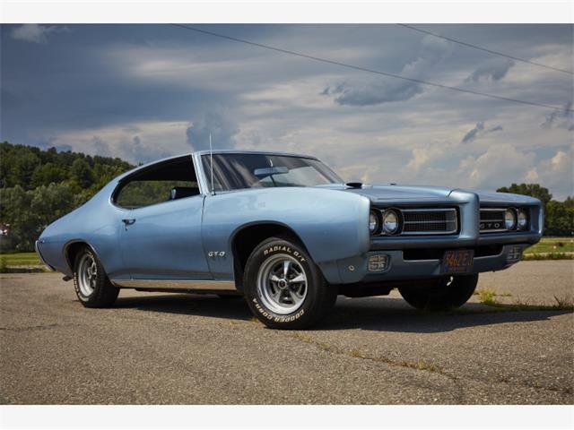 1969 Pontiac GTO (CC-1411938) for sale in Binghamton, NY - New York