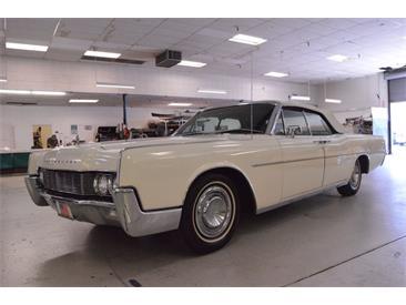 1967 Lincoln Continental (CC-1411946) for sale in San Jose, California