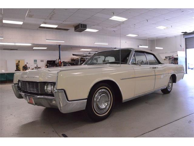 1967 Lincoln Continental (CC-1411946) for sale in San Jose, California