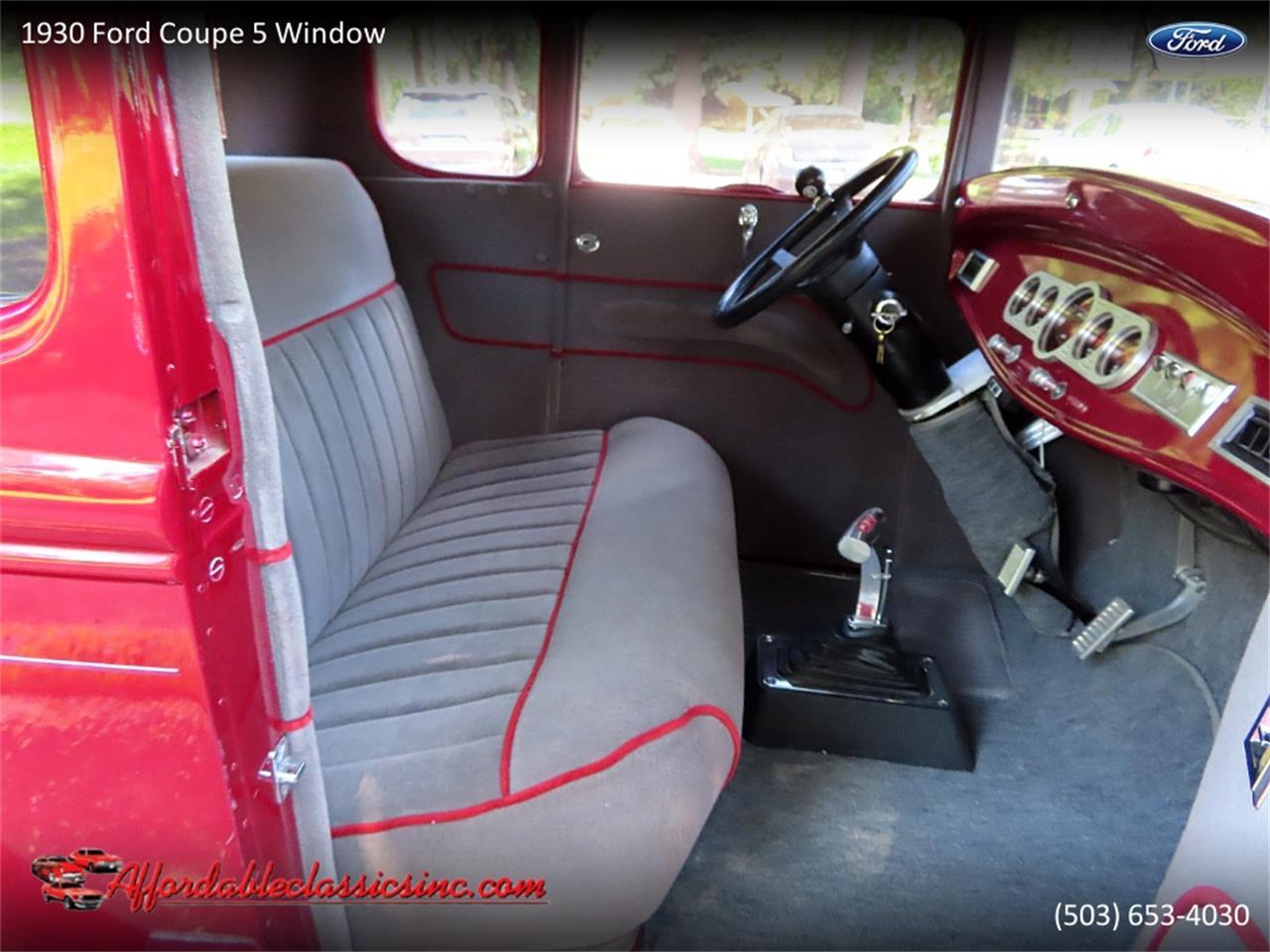 1930 Ford Coupe (CC-1411947) for sale in Gladstone, Oregon