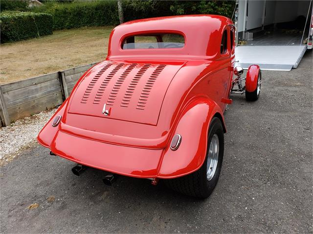 1934 Ford 5-Window Coupe (CC-1410195) for sale in Whitmore, California