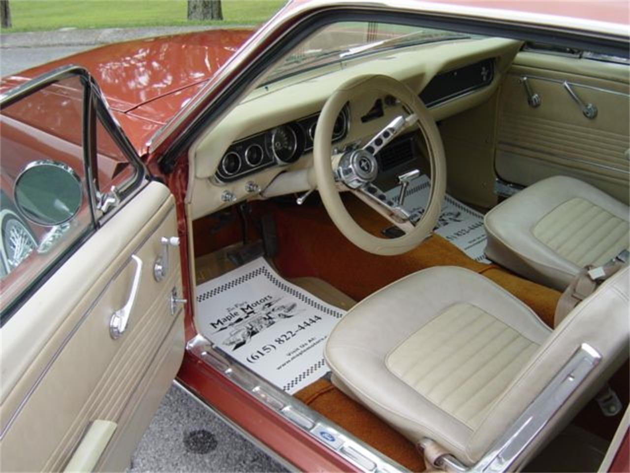 1966 Ford Mustang (CC-1411960) for sale in Hendersonville, Tennessee