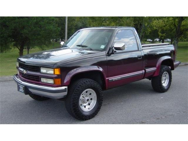 1994 Chevrolet Silverado (CC-1411961) for sale in Hendersonville, Tennessee