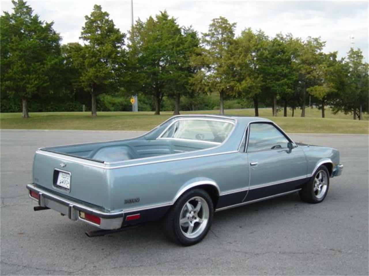 1985 Chevrolet El Camino (CC-1411962) for sale in Hendersonville, Tennessee