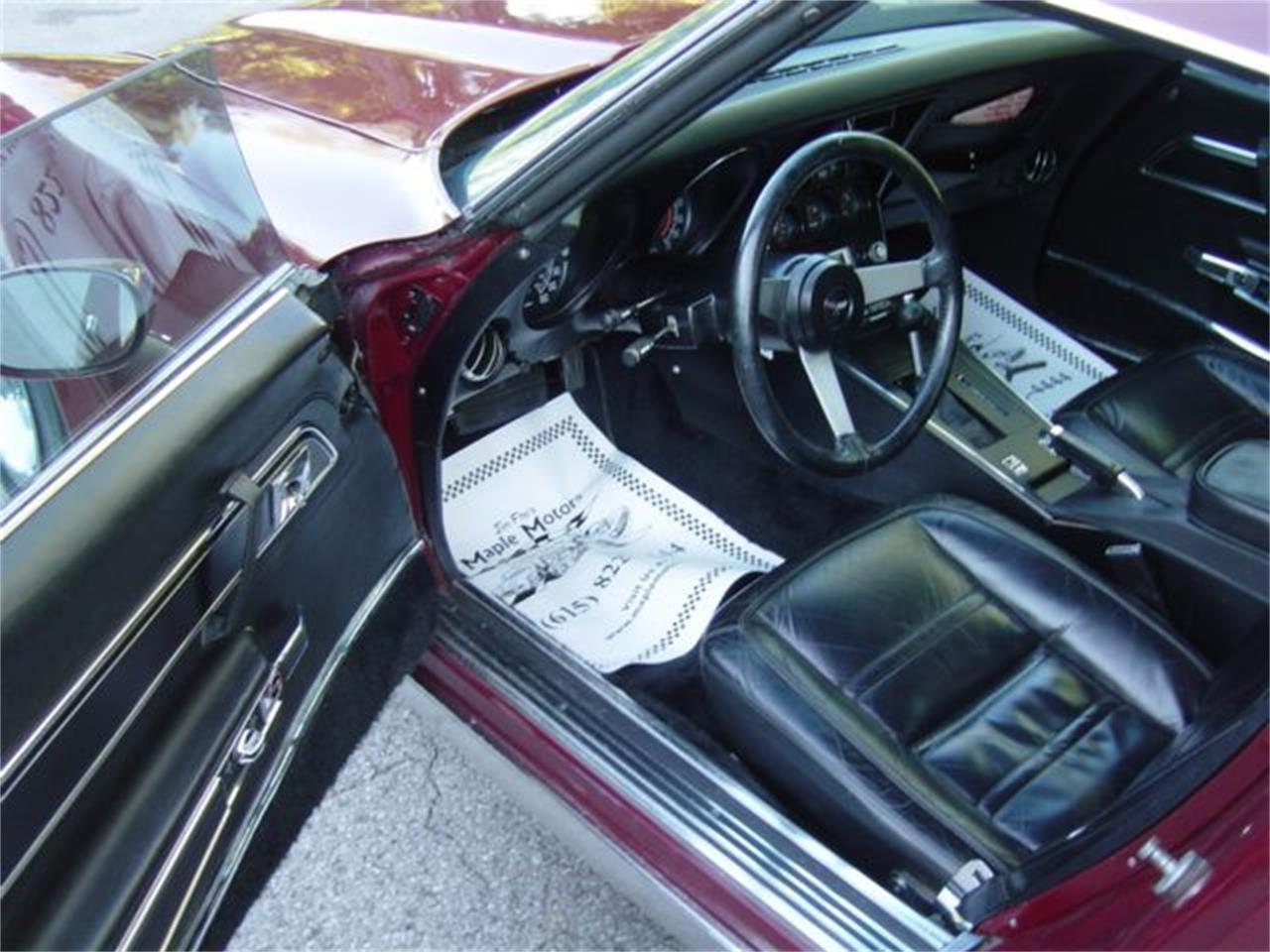 1977 Chevrolet Corvette (CC-1411965) for sale in Hendersonville, Tennessee