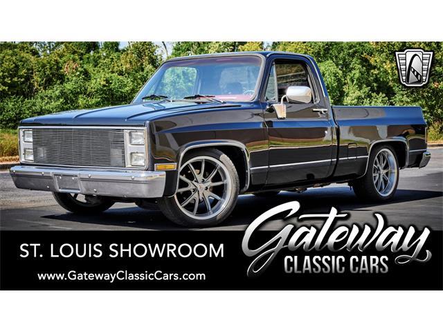 1984 GMC 1500 (CC-1411978) for sale in O'Fallon, Illinois