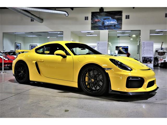 2016 Porsche Cayman (CC-1410198) for sale in Chatsworth, California