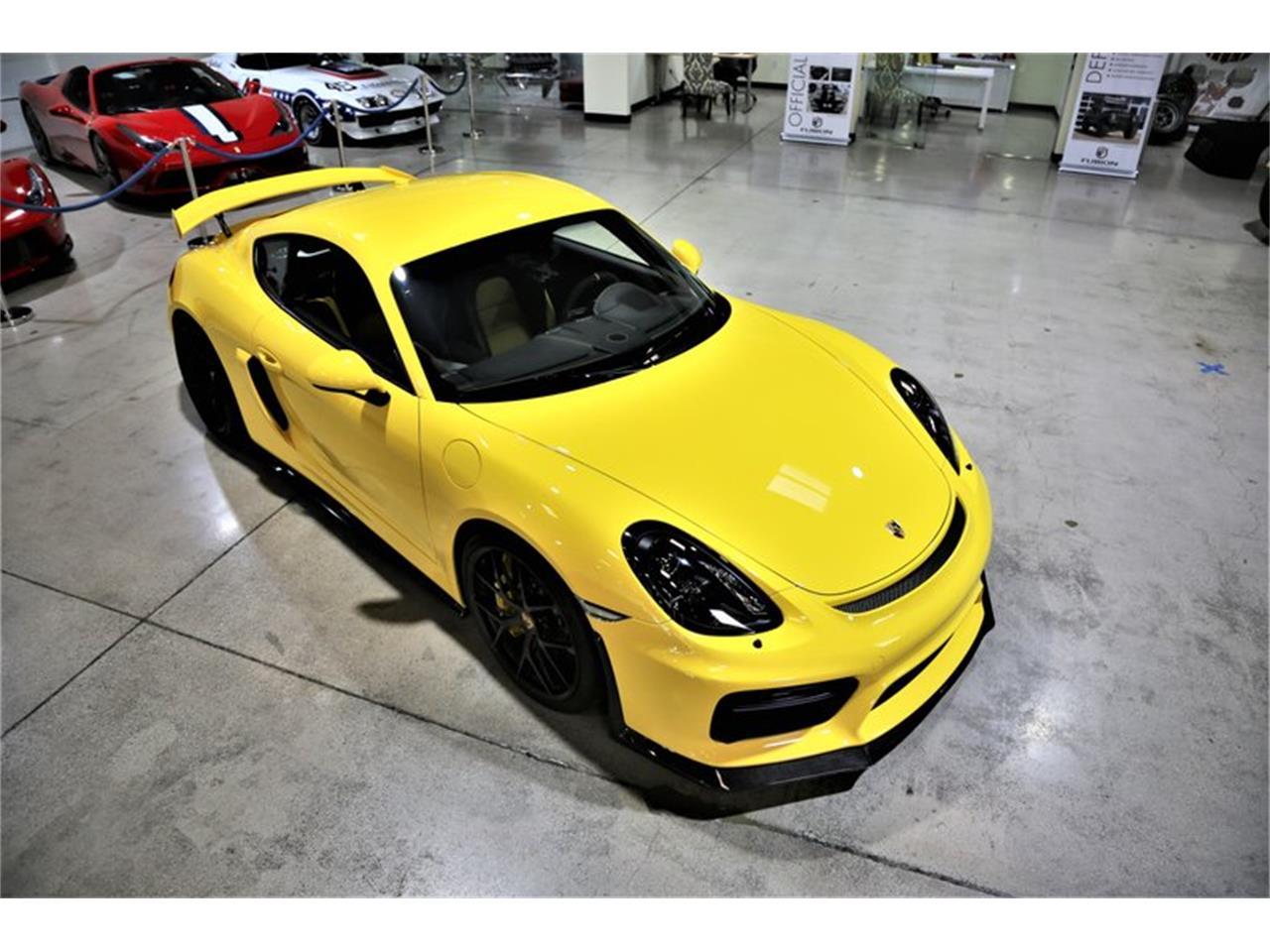 2016 Porsche Cayman (CC-1410198) for sale in Chatsworth, California