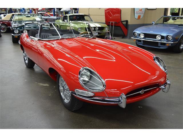 1966 Jaguar E-Type (CC-1411984) for sale in Huntington Station, New York