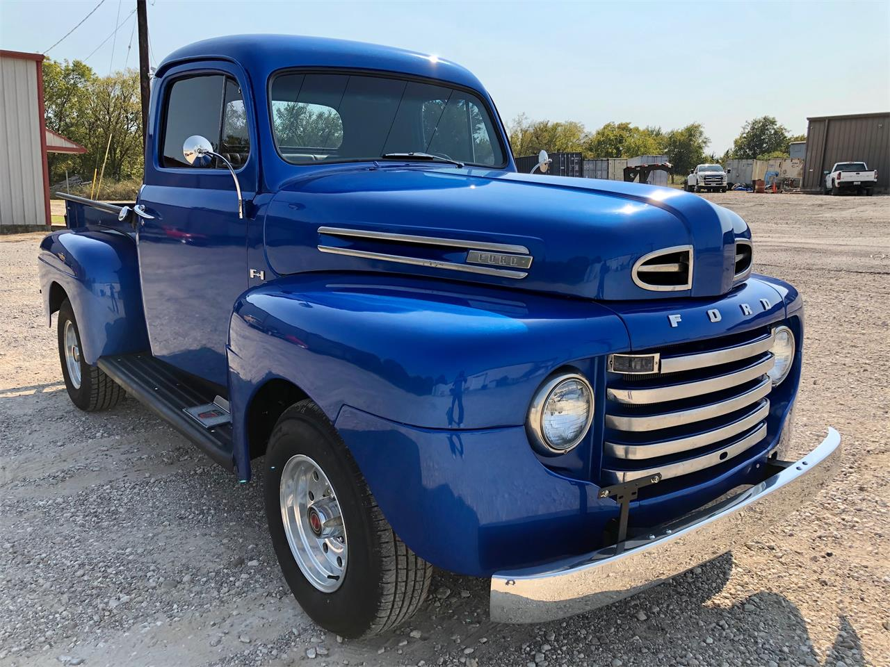 1949 Ford F1 (CC-1411987) for sale in Sherman, Texas