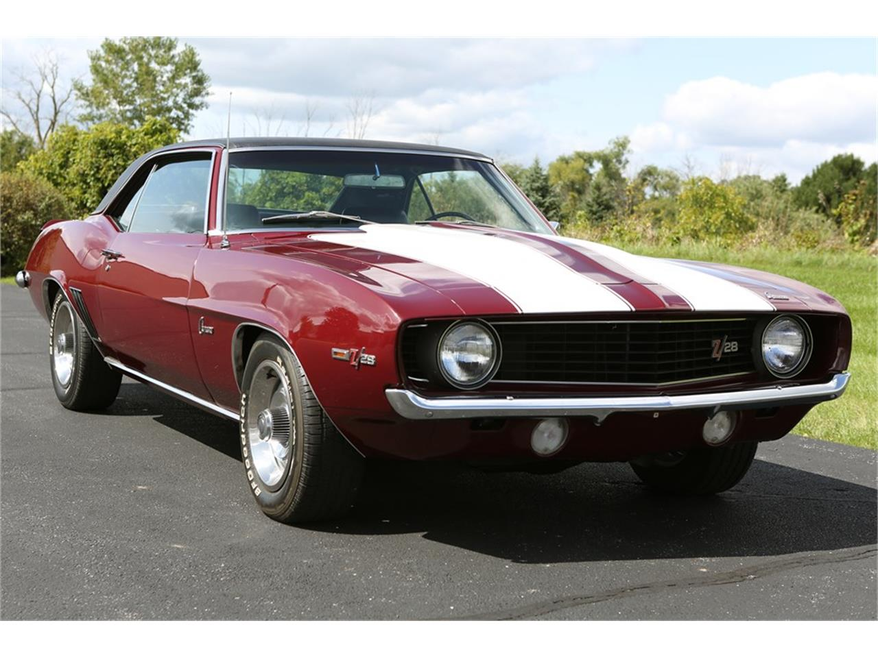 1969 Chevrolet Camaro Z28 (CC-1410199) for sale in West Bend, Wisconsin