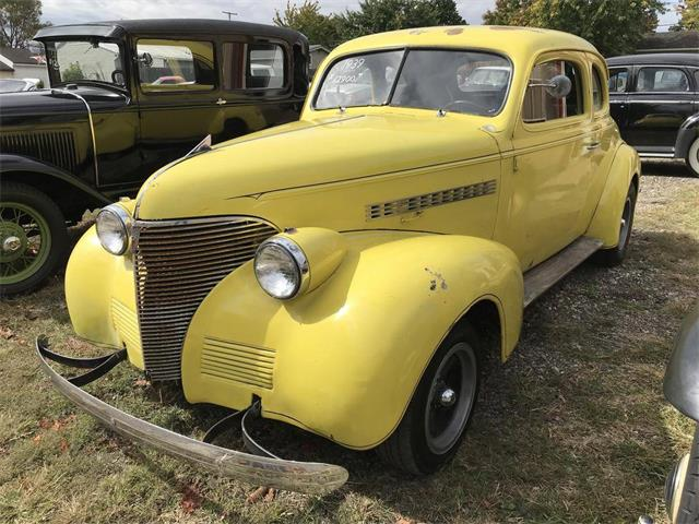 1939 Chevrolet 2-Dr (CC-1411990) for sale in UTICA, Ohio