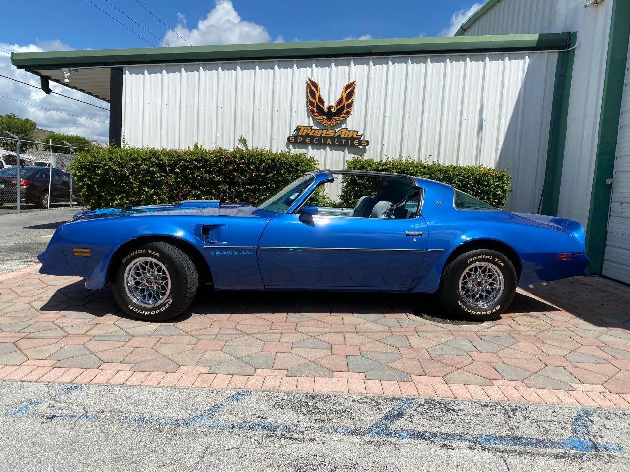 1978 Pontiac Firebird Trans Am WS6 (CC-1411996) for sale in Miami, Florida
