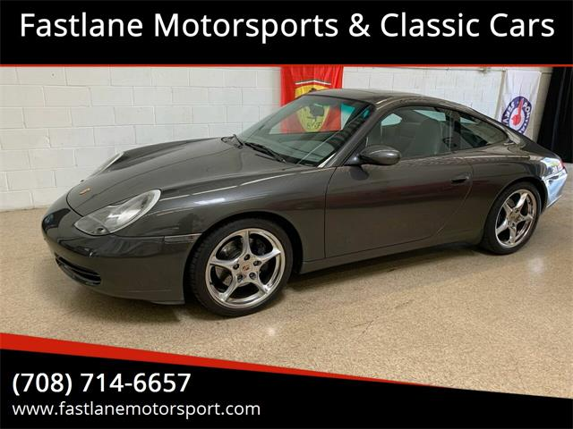 2001 Porsche 911 (CC-1412003) for sale in Addison, Illinois