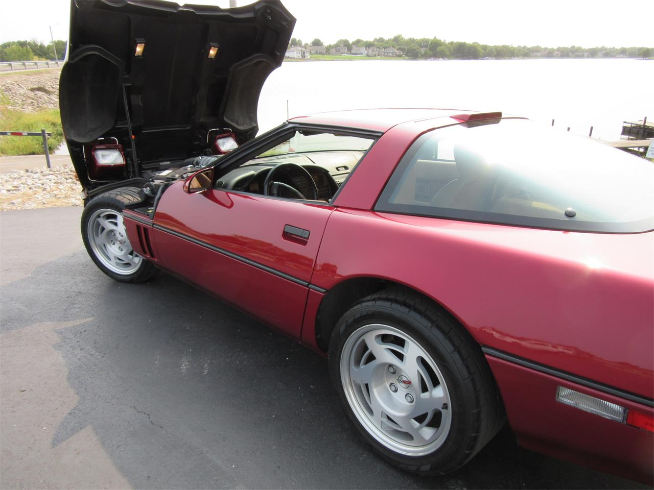 1990 Chevrolet Corvette ZR1 (CC-1412007) for sale in LEES SUMMIT, Missouri