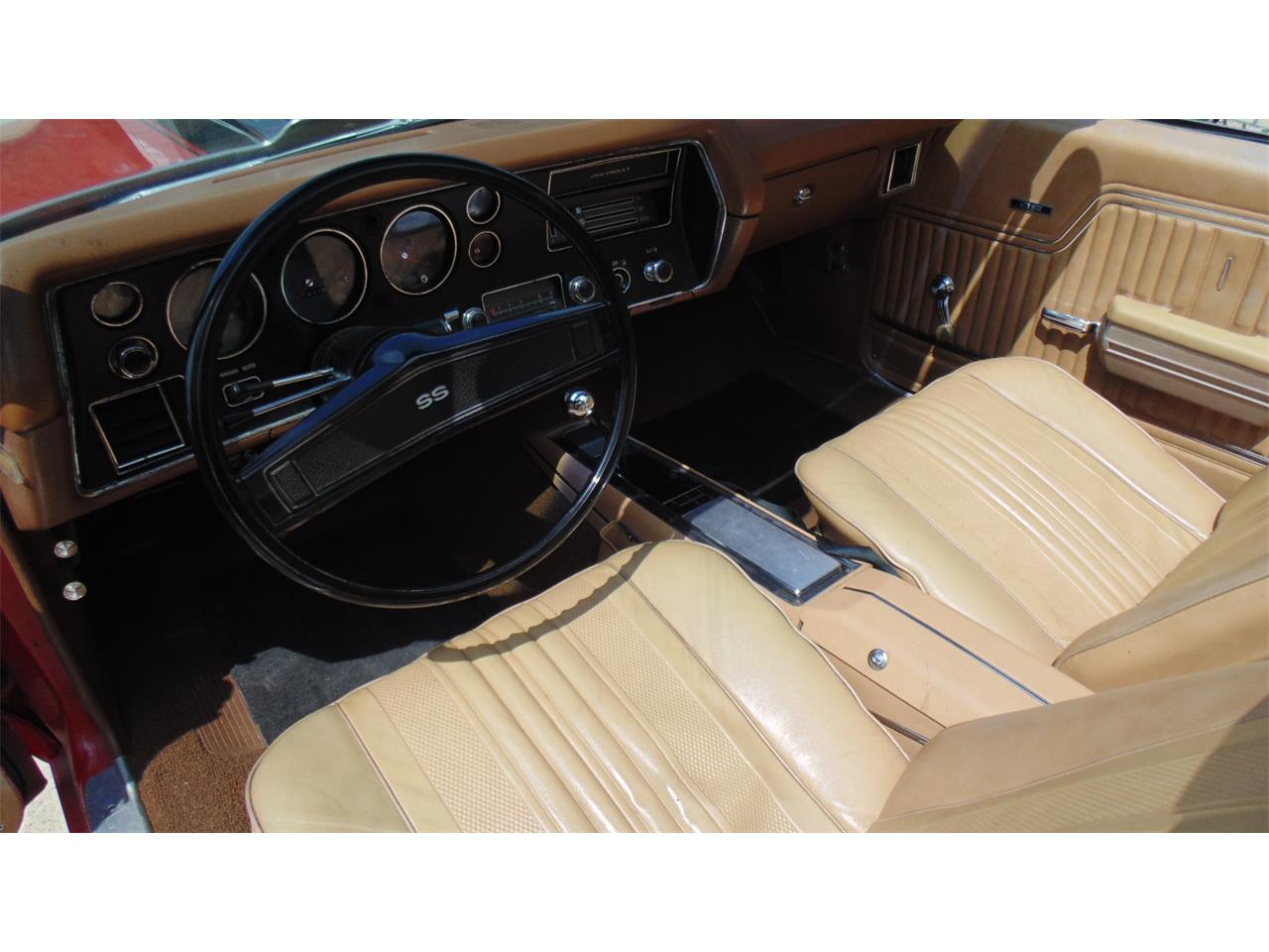 1970 Chevrolet Chevelle Malibu SS (CC-1412010) for sale in Rochester, Minnesota