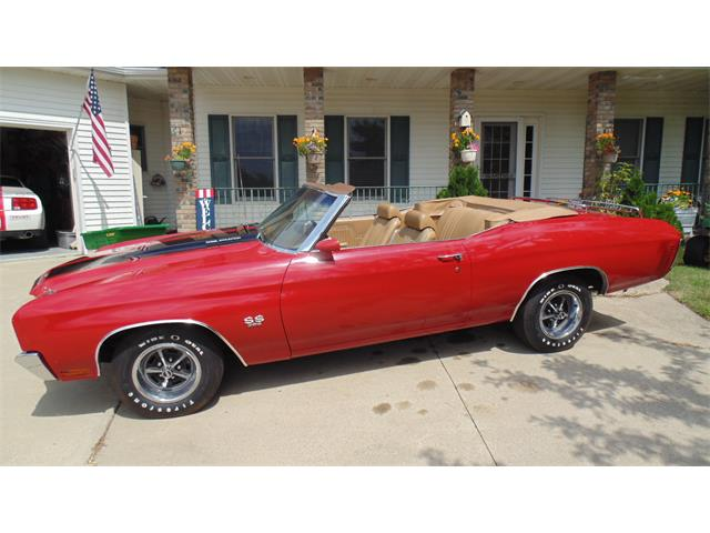 1970 Chevrolet Chevelle Malibu SS (CC-1412010) for sale in Rochester, Minnesota