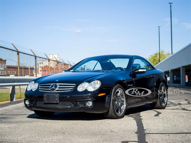 2006 Mercedes-Benz SL65 (CC-1412011) for sale in Hershey, Pennsylvania