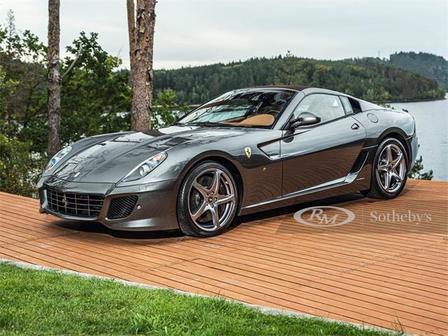2011 Ferrari 599 (CC-1412018) for sale in London, United Kingdom