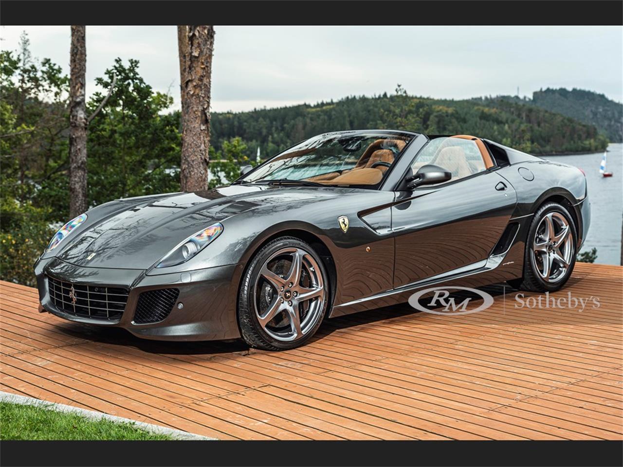 2011 Ferrari 599 (CC-1412018) for sale in London, United Kingdom