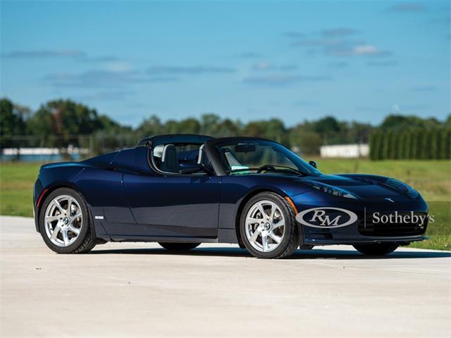 2011 Tesla Roadster (CC-1412022) for sale in Elkhart, Indiana