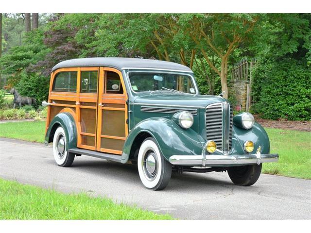 1938 Dodge Wagon (CC-1412023) for sale in Greensboro, North Carolina
