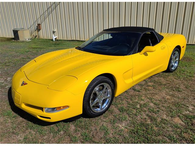 2002 Chevrolet Corvette (CC-1412027) for sale in hopedale, Massachusetts