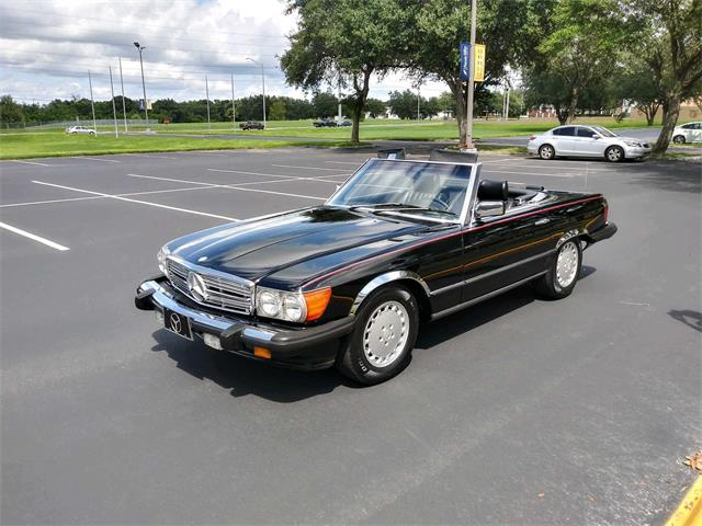 1985 Mercedes-Benz 380SL (CC-1412030) for sale in Lakeland, Florida