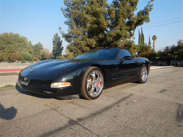 2001 Chevrolet Corvette (CC-1412042) for sale in Woodland Hills, California