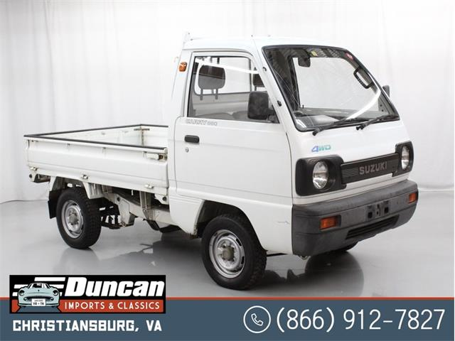 1991 Suzuki Carry (CC-1412050) for sale in Christiansburg, Virginia
