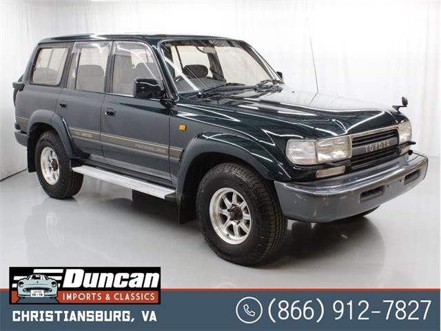 1994 Toyota Land Cruiser FJ (CC-1412052) for sale in Christiansburg, Virginia