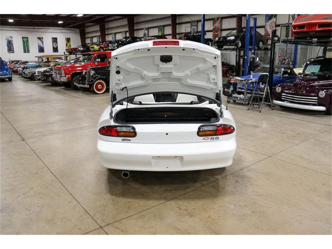 1998 Chevrolet Camaro (CC-1412053) for sale in Kentwood, Michigan