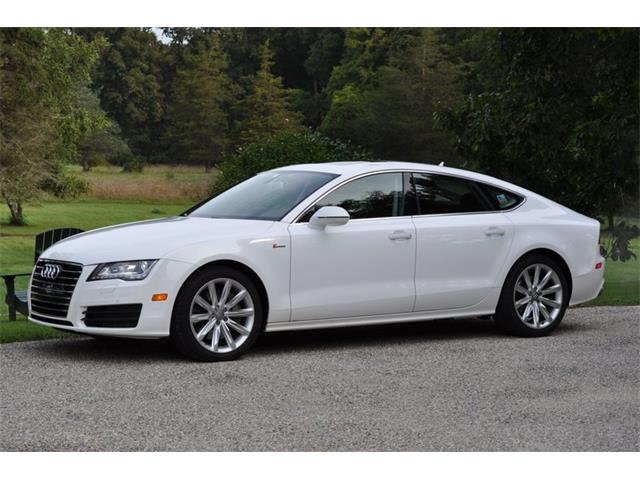 2013 Audi A6 (CC-1410206) for sale in Miami, Florida